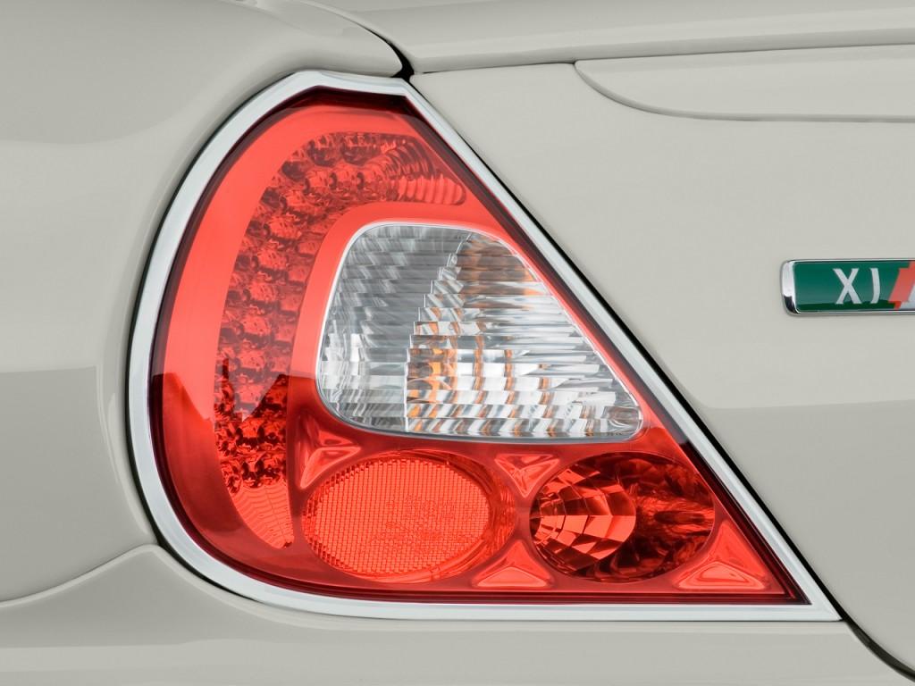 Image 2009 Jaguar Xj 4 Door Sedan Xjr Tail Light Size