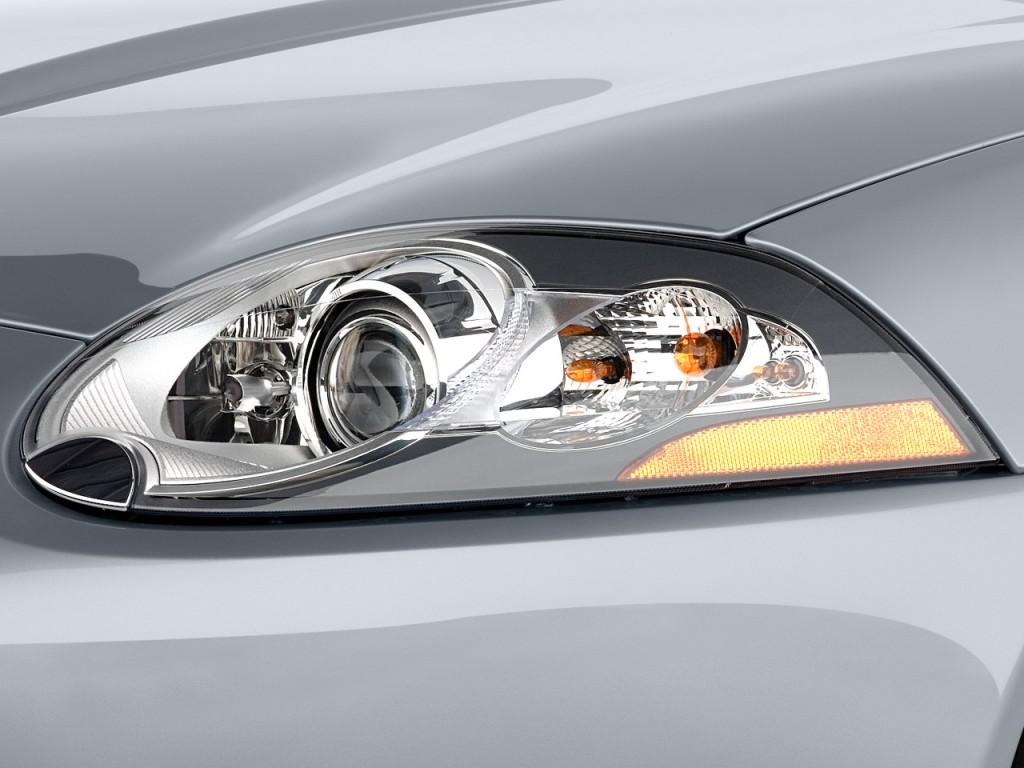 Image 2009 Jaguar Xk 2 Door Convertible Headlight Size 1024 X 768 Type Gif Posted On