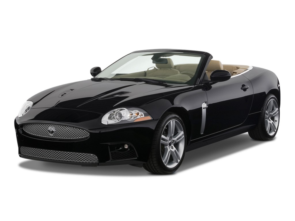 2009 Jaguar Xk Review Ratings Specs Prices And Photos The Car Connection