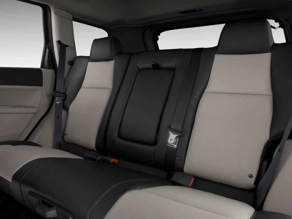 Image 2009 Jeep Grand Cherokee Rwd 4 Door Limited Rear