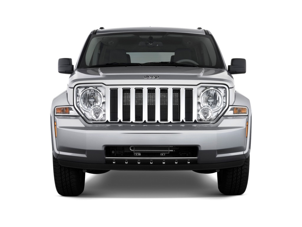 Image 2009 Jeep Liberty Rwd 4 Door Limited Front Exterior