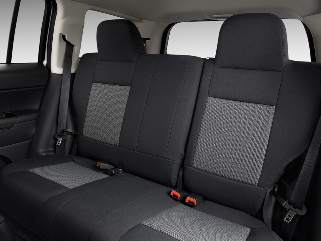 Image 2009 Jeep Patriot Fwd 4 Door Sport Rear Seats Size 1024 X 768 Type Gif Posted On