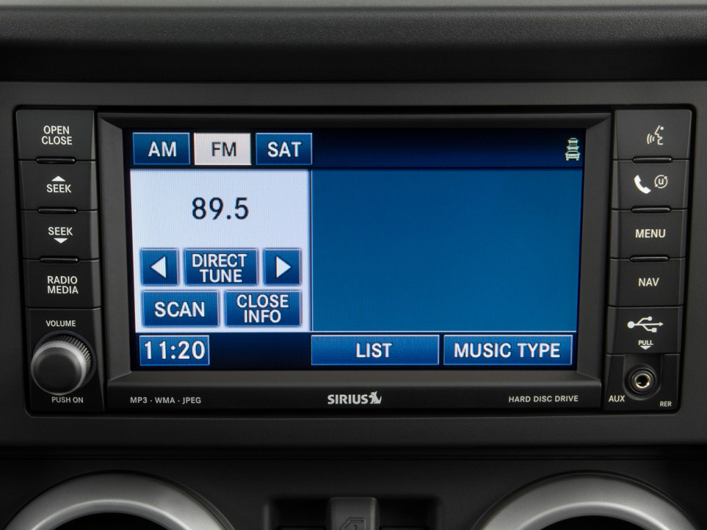 Used 2014 Jeep Grand Cherokee >> Image: 2009 Jeep Wrangler 4WD 2-door Sahara Audio System