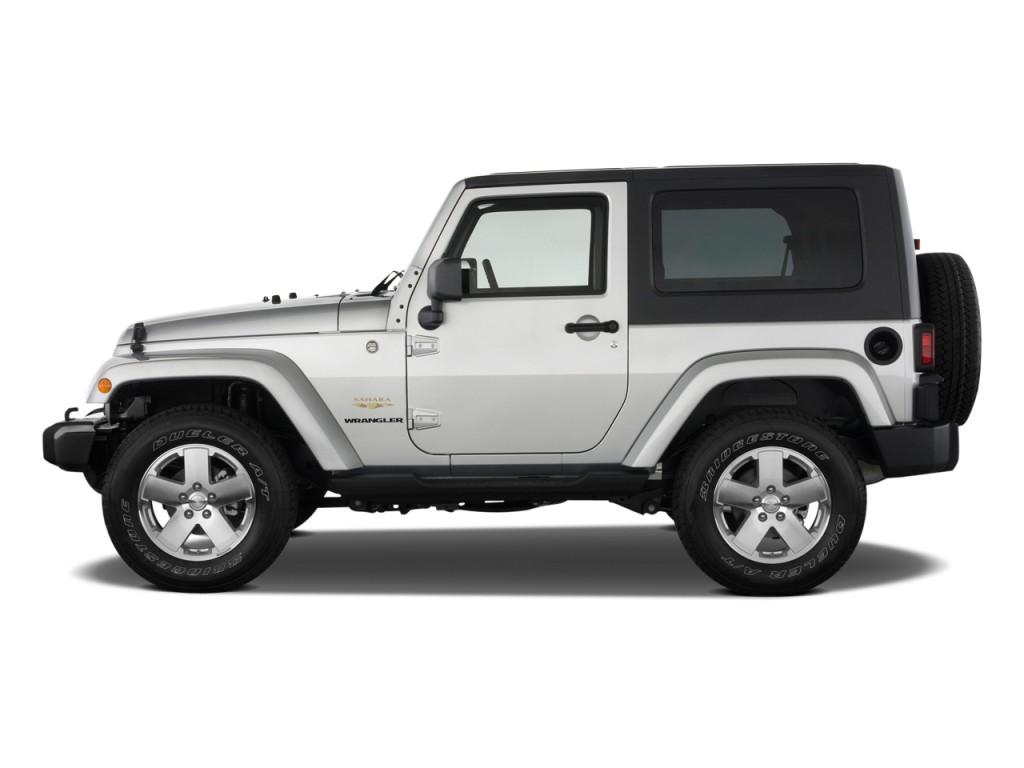 2 Door Altima >> Image: 2009 Jeep Wrangler 4WD 2-door Sahara Side Exterior View, size: 1024 x 768, type: gif ...