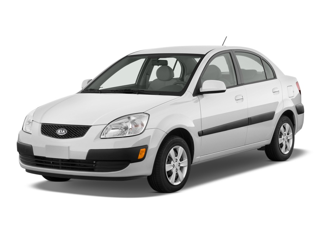 2009 Kia Rio Review, Ratings, Specs, Prices, and Photos - The Car Connection