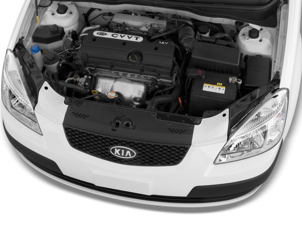 Kia Rio Door Sedan Auto Lx Engine L