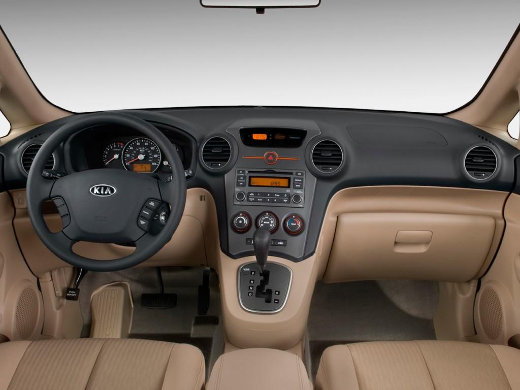 Image: 2009 Kia Rondo 4-door Wagon V6 LX Dashboard, size ...
