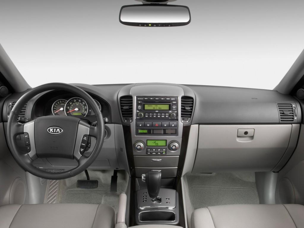 Image 2009 Kia Sorento 4wd 4 Door Ex Dashboard Size 1024 X 768 Type Gif Posted On