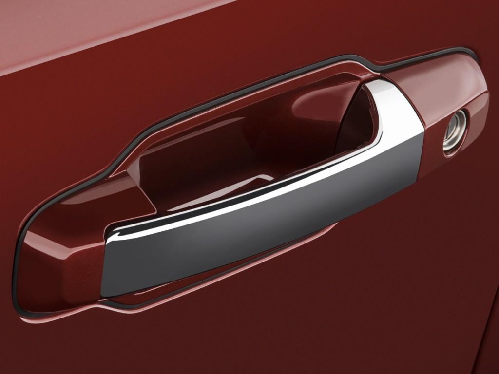 Image: 2009 Kia Sorento 4WD 4-door EX Door Handle, size ...