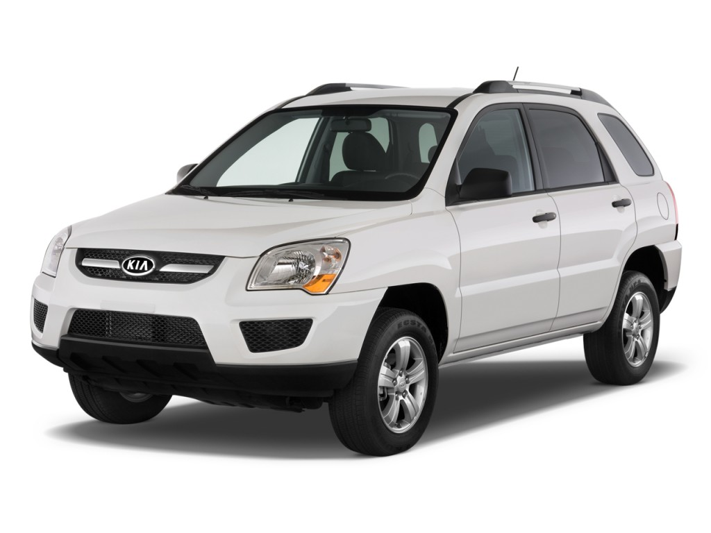 2009 Kia Sportage Review, Ratings, Specs, Prices, and Photos - The Car  Connection