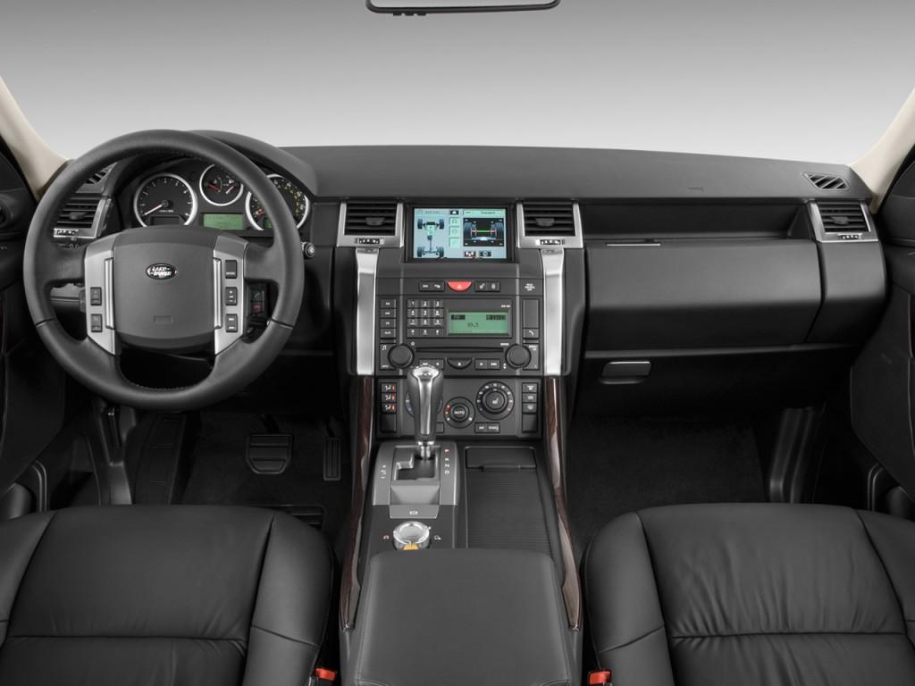 Image 2009 Land Rover Range Rover Sport 4wd 4 Door Sc