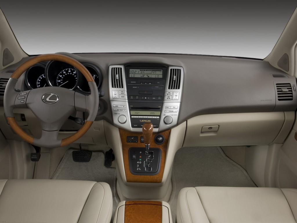 image 2009 lexus rx 350 fwd 4 door dashboard size 1024 x 768 type gif posted on december. Black Bedroom Furniture Sets. Home Design Ideas