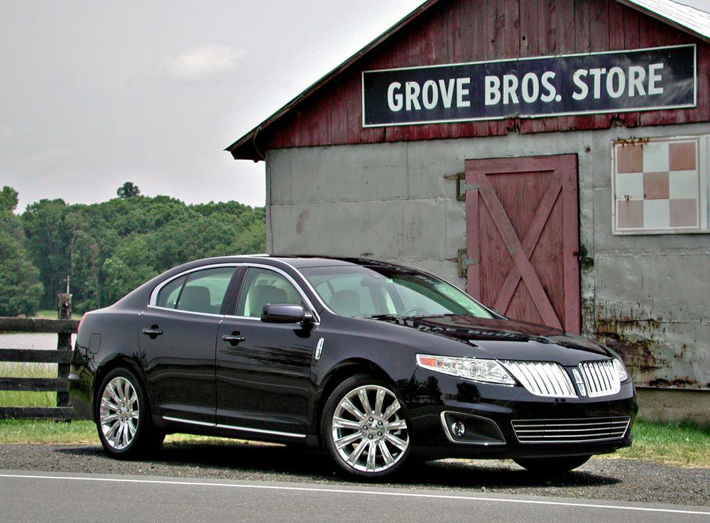 2009 Lincoln MKS: Hope for the Hopeless?