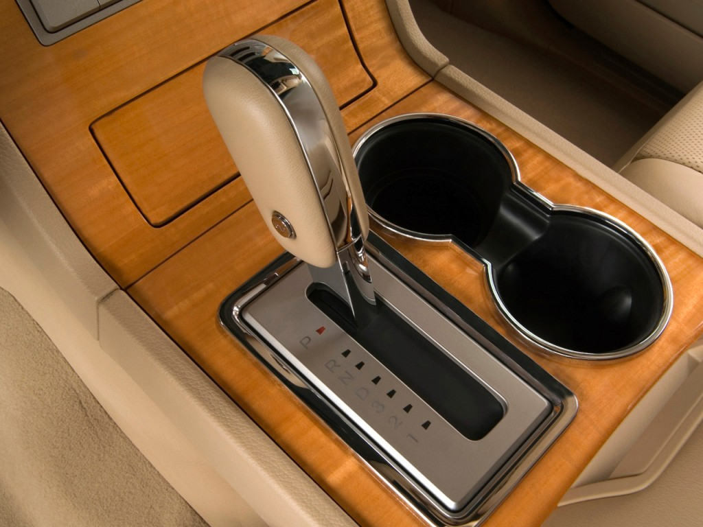 Image: 2009 Lincoln Navigator 2WD 4-door Gear Shift, size ...