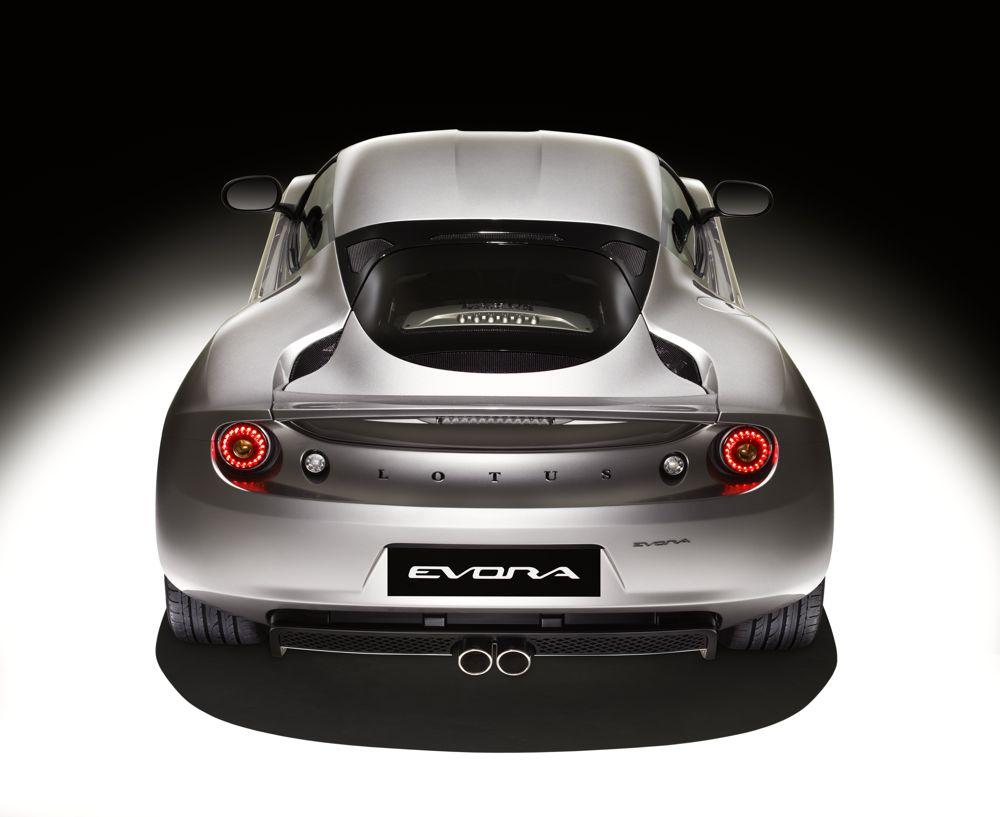 2009 Lotus Evora