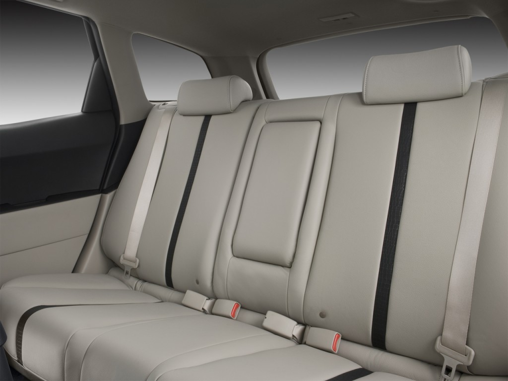 image 2009 mazda cx 7 fwd 4 door grand touring rear seats. Black Bedroom Furniture Sets. Home Design Ideas