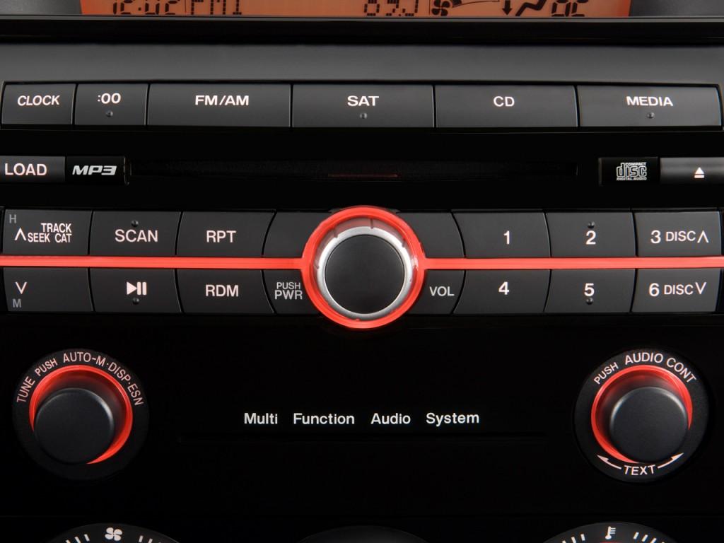 Mazda Mazda Dr Hb Man Mazdaspeed Sport Audio System L