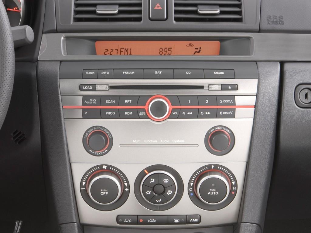 Image 2009 Mazda Mazda3 5dr Hb Man S Sport Instrument Panel Size 1024 X 768 Type Gif