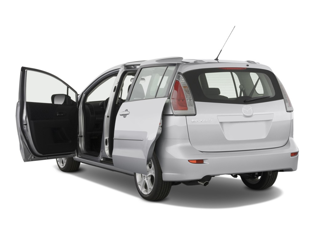 Image 2009 Mazda Mazda5 4 Door Wagon Auto Sport Open Doors Size 1024 X 768 Type Gif Posted
