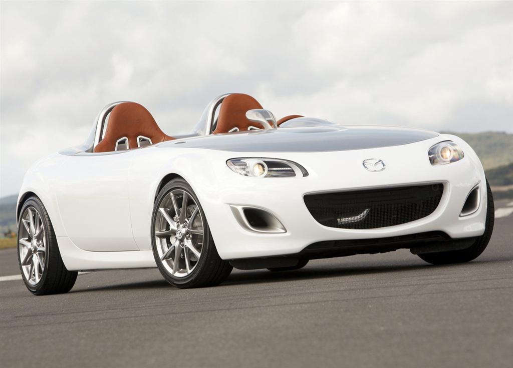 Future Mazda MX-5 Rumors: Coming 2015, 200-HP 1.3-Liter Turbo