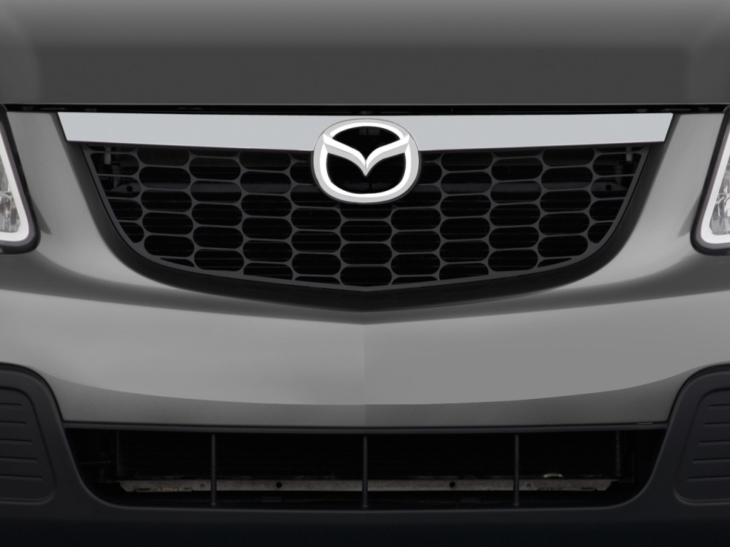 Image 2009 Mazda Tribute Fwd I4 Hybrid Touring Grille Size 1024 X 768 Type Gif Posted On