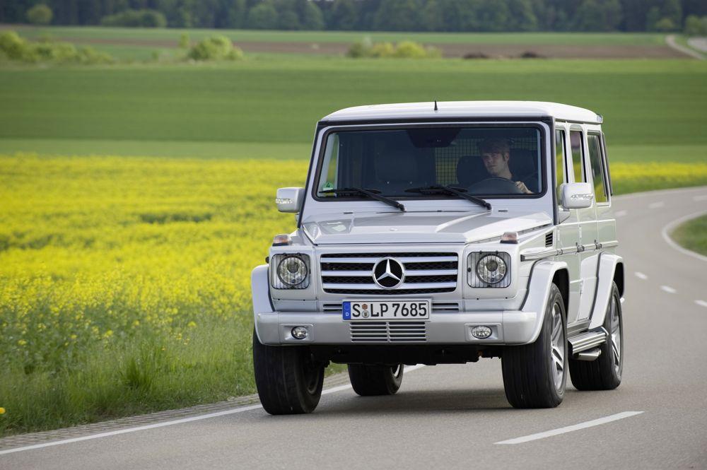 2009 Mercedes-Benz G 55 AMG