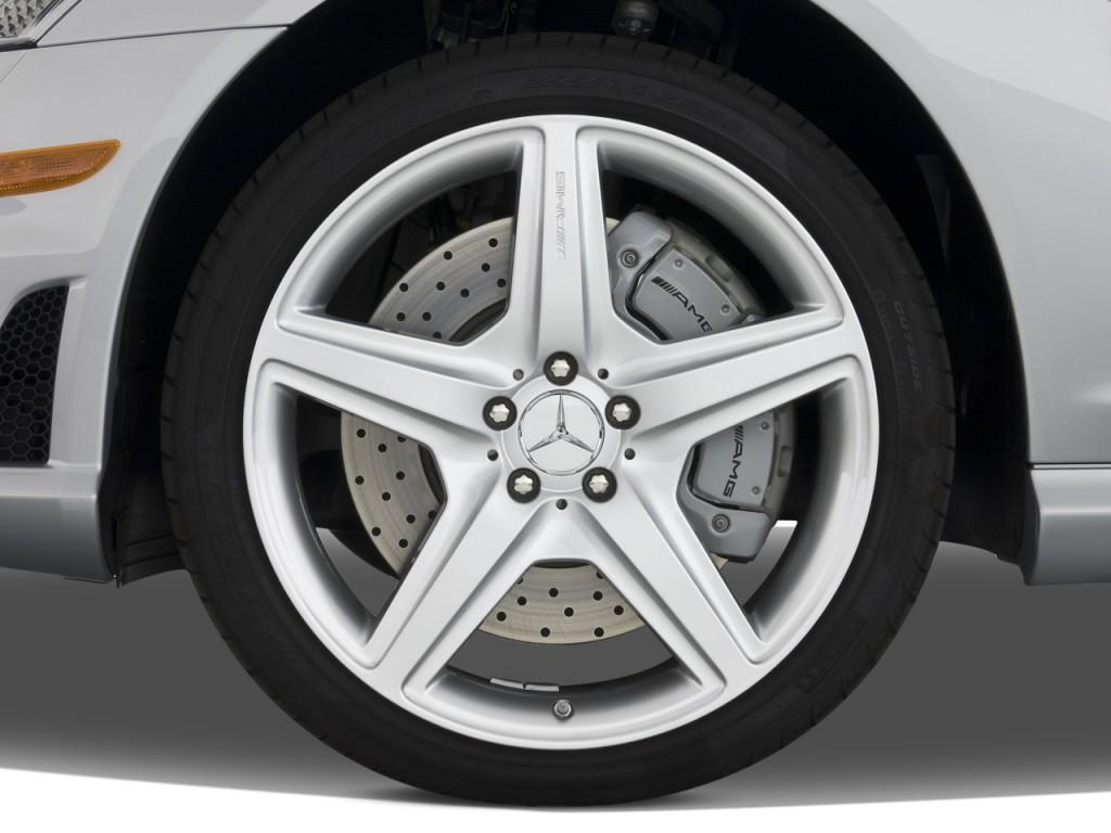 Image 2009 mercedes benz s class 4 door sedan 6 3l v8 amg for Six wheel mercedes benz