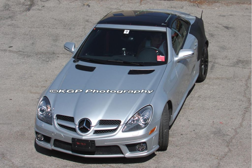 2009 Mercedes-Benz SLK