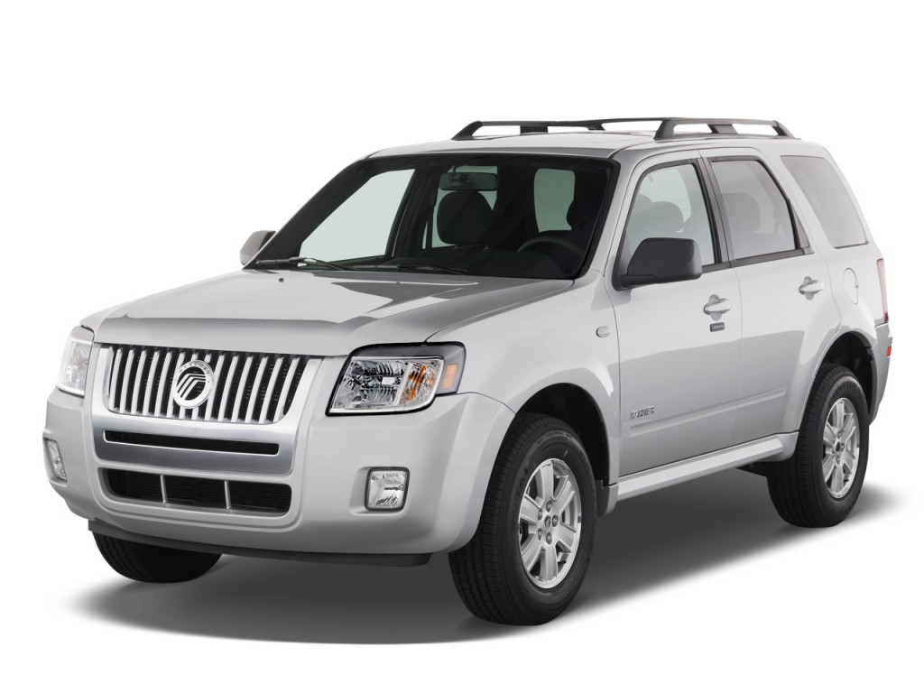 2009 Mercury Mariner Review Ratings Specs Prices And Photos The Car Connection