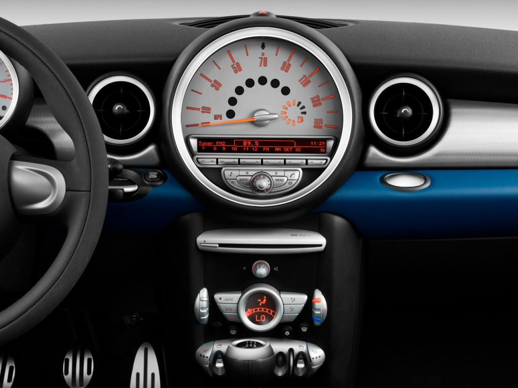 Image 2009 Mini Cooper Clubman 2 Door Coupe S Instrument