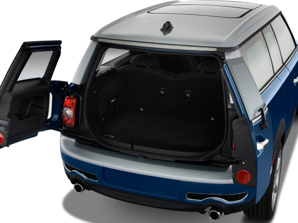 image 2009 mini cooper clubman 2 door coupe s trunk size 1024 x 768 type gif posted on. Black Bedroom Furniture Sets. Home Design Ideas
