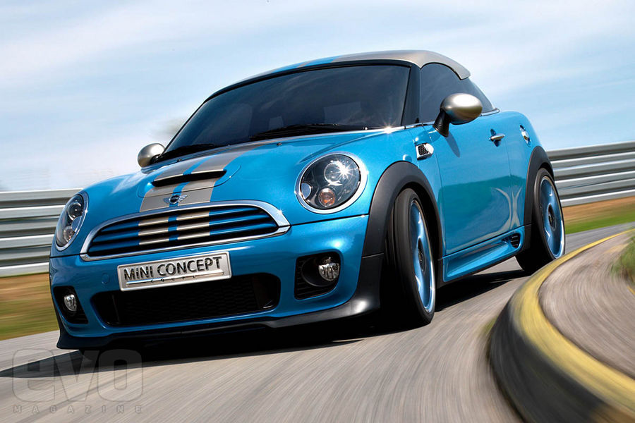 MINI Coupe Becomes Reality--Before It's a Concept
