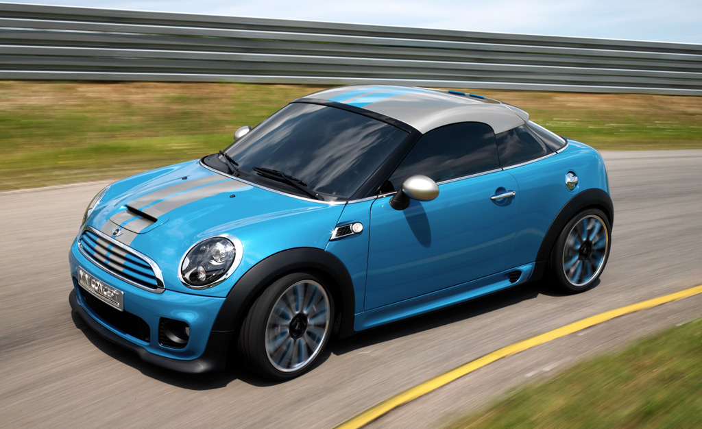 MINI 'Two Untamed' Video Previews Roadster, Coupe Concepts