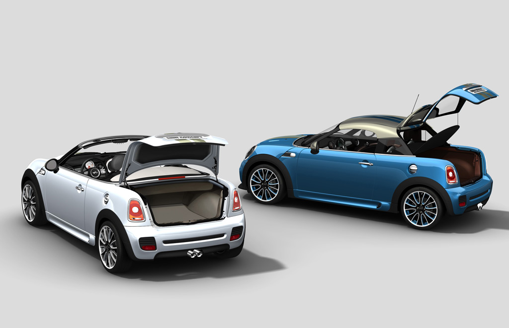 Rumor Mini Coupe Roadster To Roll Out In October 2010