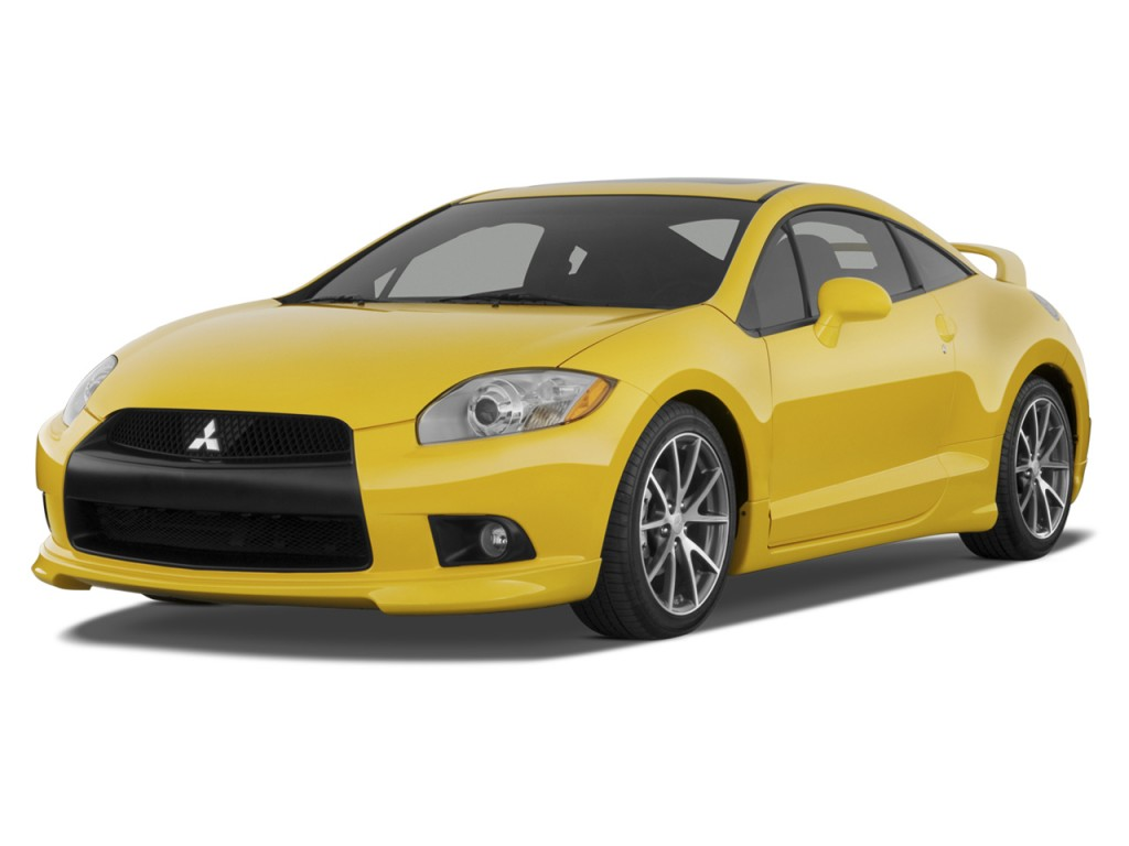 2009 mitsubishi eclipse review, ratings, specs, prices, and photos