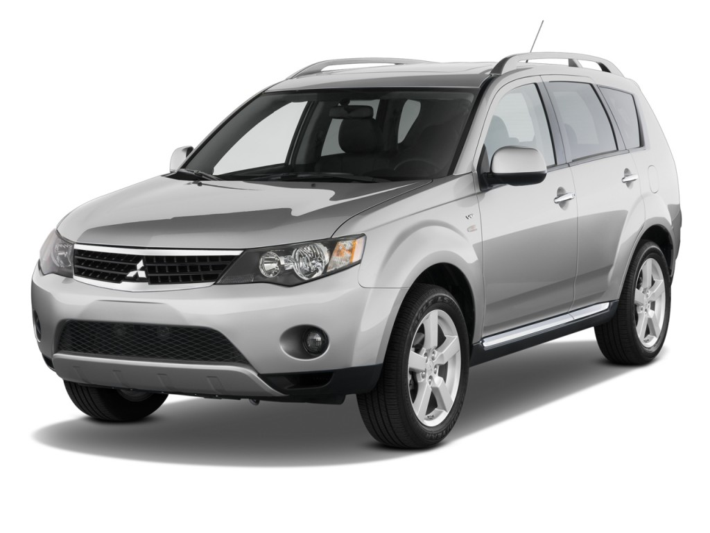 2009 mitsubishi outlander review ratings specs prices and photos rh thecarconnection com 2009 mitsubishi outlander repair manual mitsubishi outlander 2009 owner manual