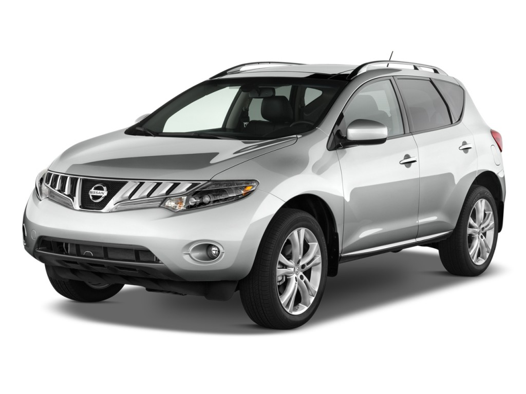 2009 Nissan Murano Review Ratings Specs Prices And Photos The Car Connection