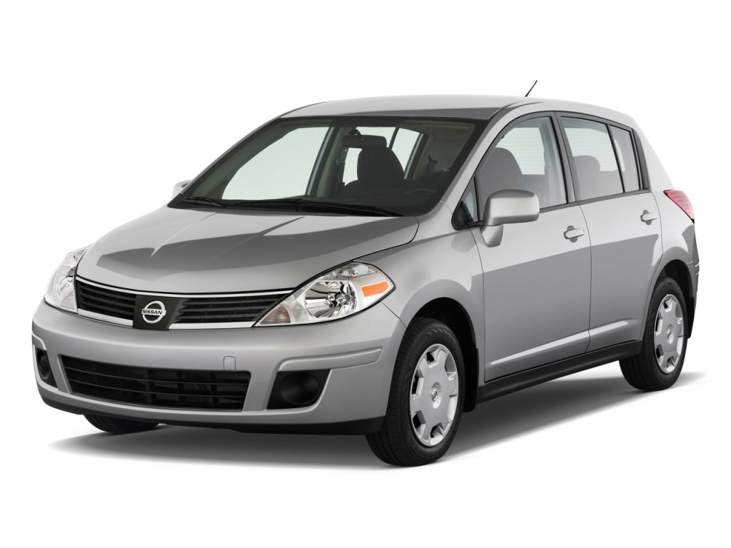 2009 nissan versa review ratings specs prices and photos the rh thecarconnection com Nissan Tiida 2015 Nissan Tiida 2007