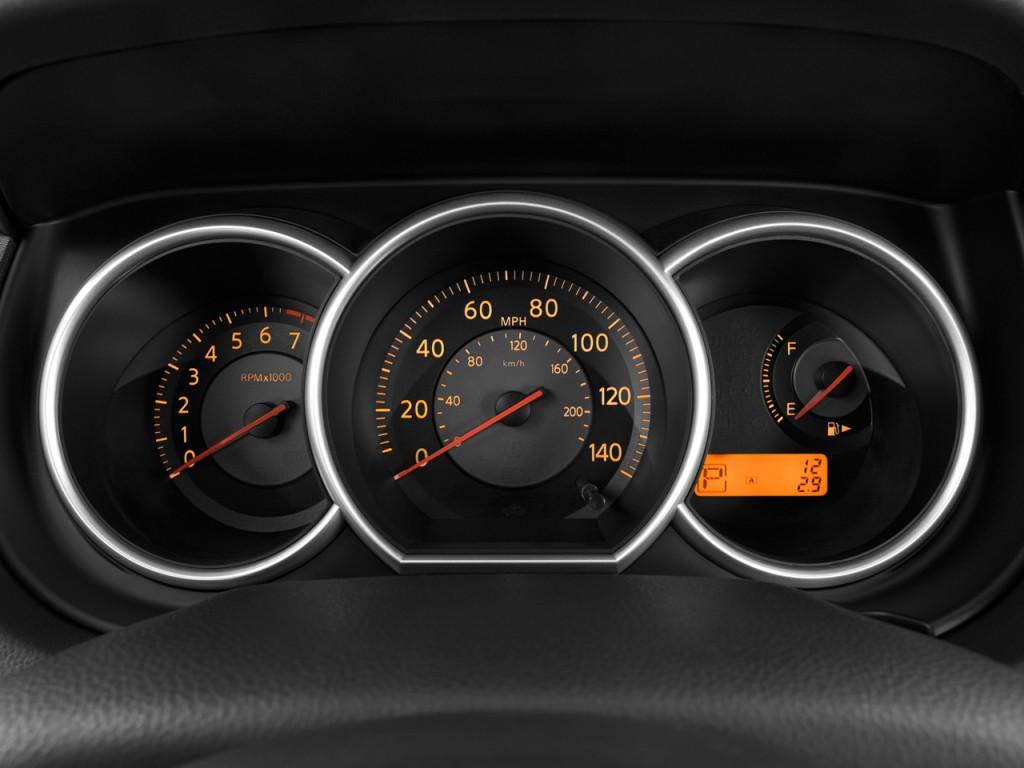 Nissan Altima Coupe >> Image: 2009 Nissan Versa 5dr HB CVT SL *Ltd Avail ...