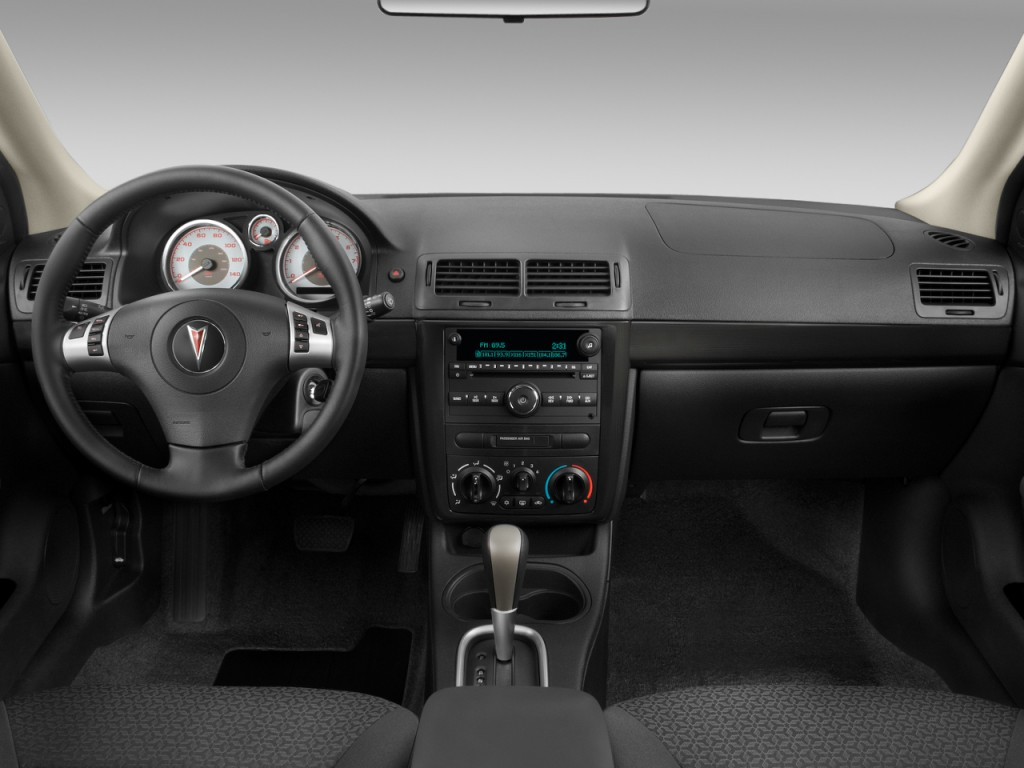 Image: 2009 Pontiac G5 2-door Coupe Dashboard, size: 1024 x 768, type: gif, posted on: December ...