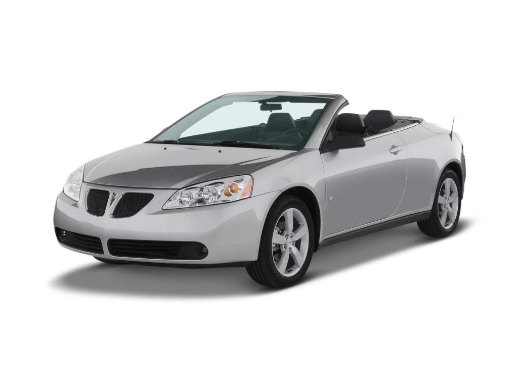 2009 Pontiac G6 Review Ratings Specs Prices And Photos The Car