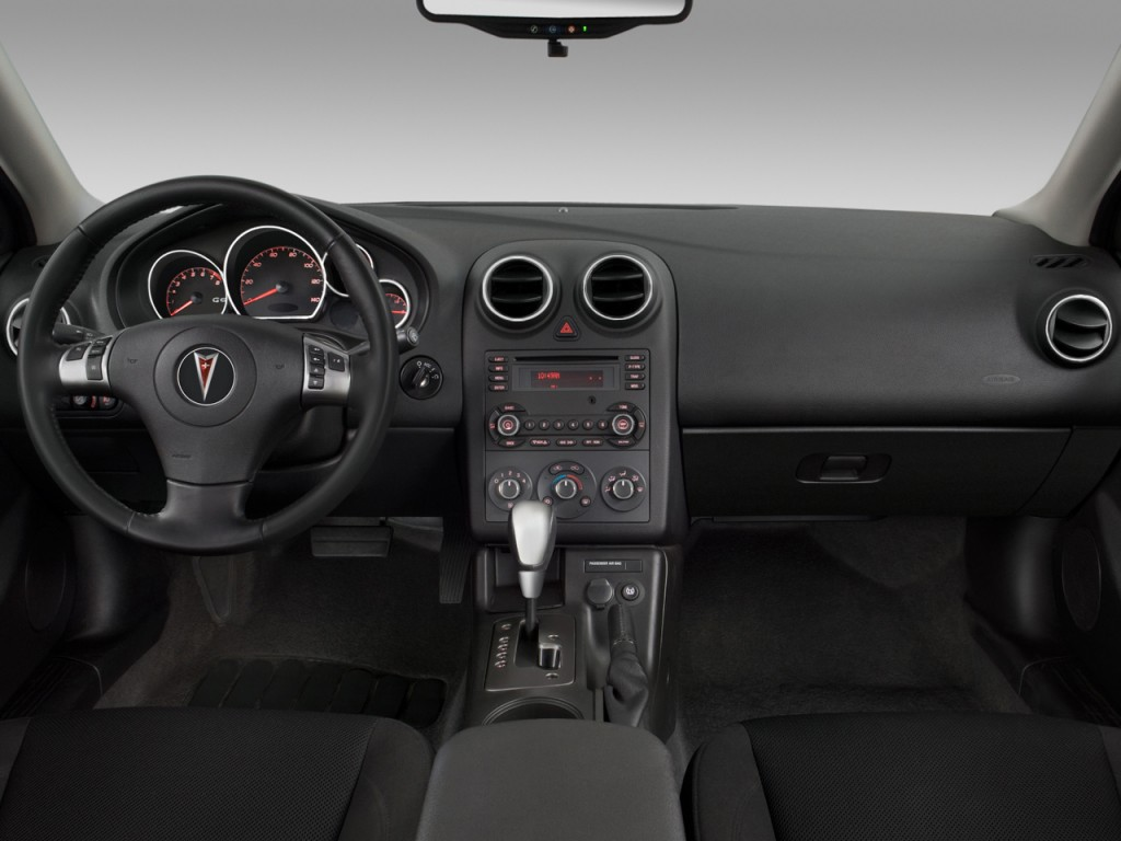Image 2009 Pontiac G6 4 Door Sedan Gt W 1sa Ltd Avail