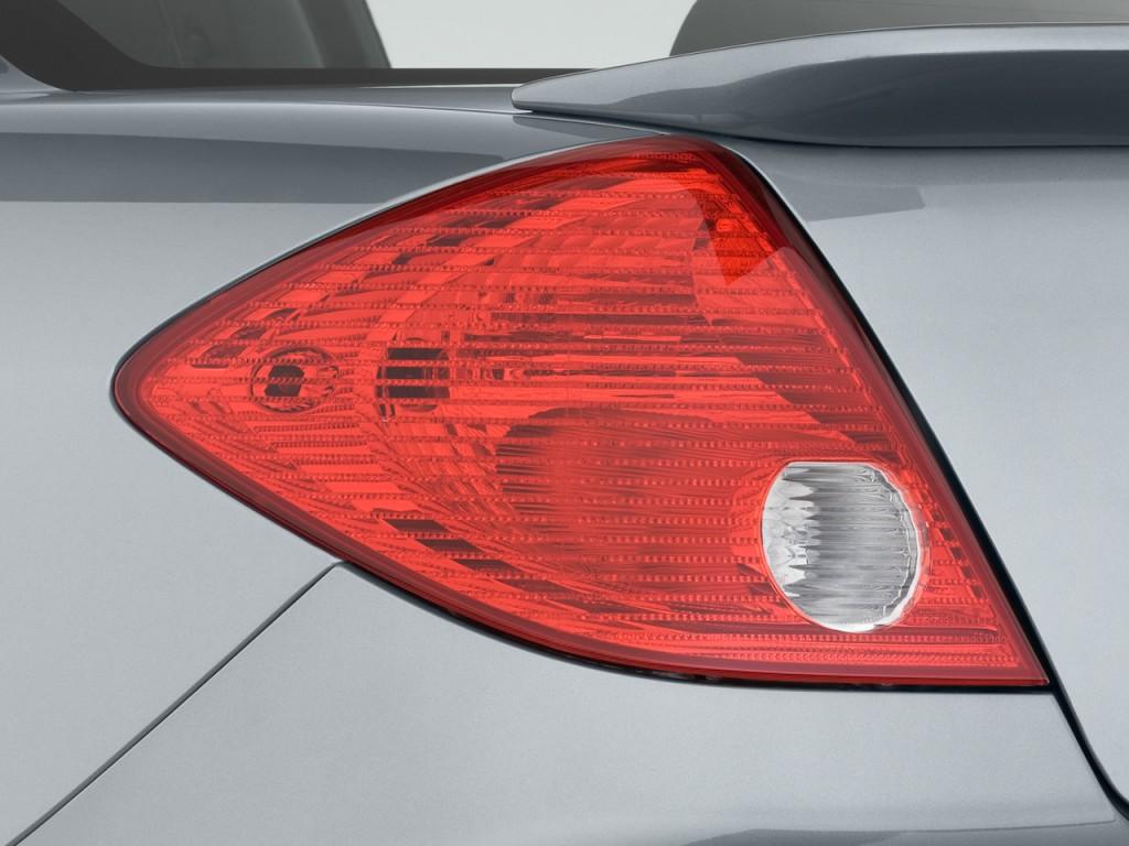 Image 2009 Pontiac G6 4 Door Sedan W 1sv Tail Light Size