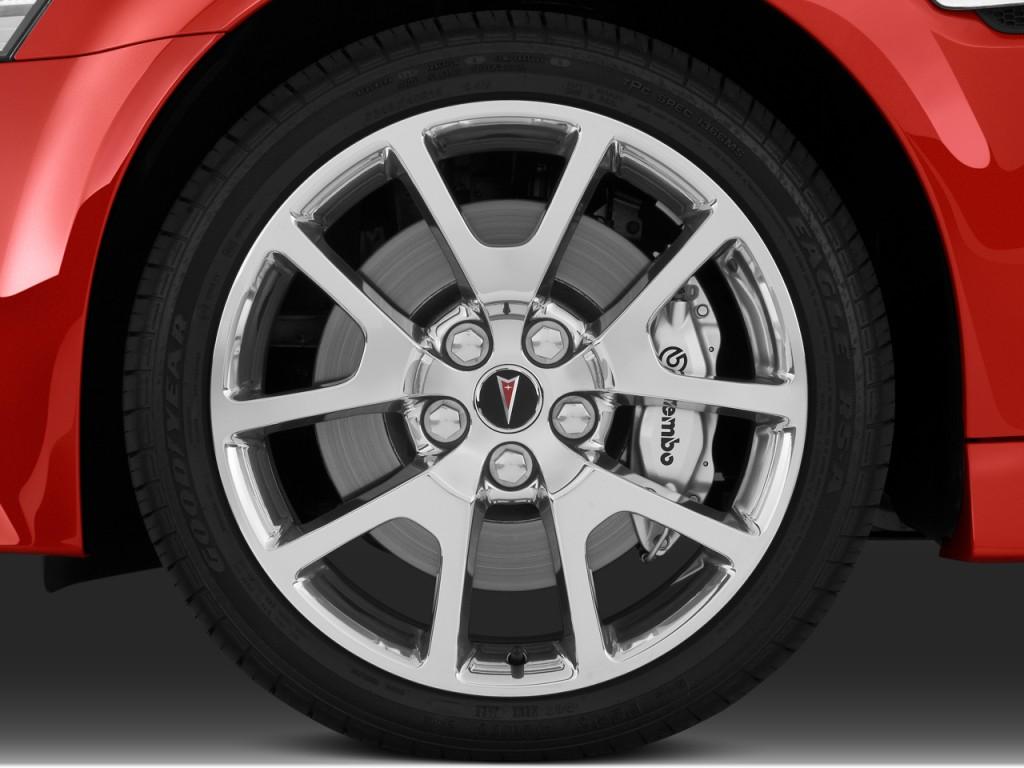image 2009 pontiac g8 4 door sedan gxp wheel cap size. Black Bedroom Furniture Sets. Home Design Ideas