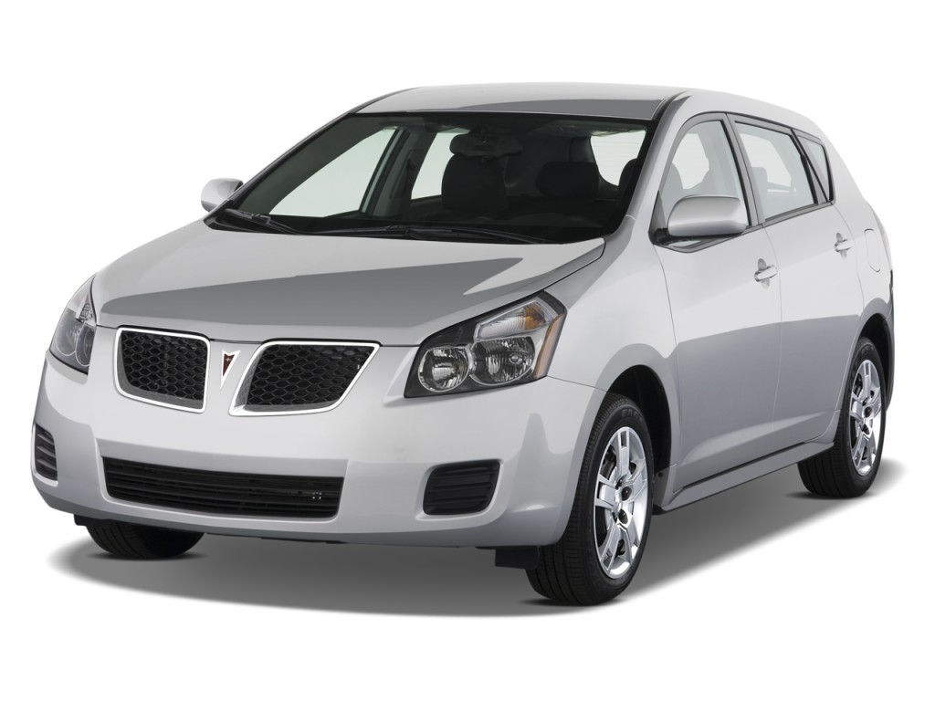 2009 Pontiac Vibe Review Ratings Specs Prices And Photos The Car Connection
