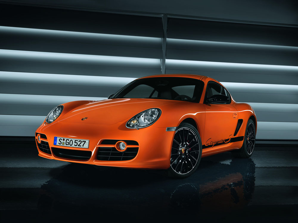 official 2009 porsche cayman s sport. Black Bedroom Furniture Sets. Home Design Ideas