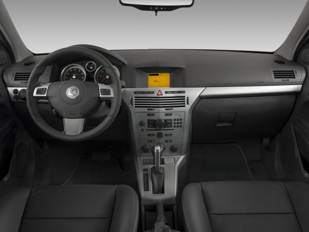 Image: 2009 Saturn Astra 3dr HB XR Dashboard, size: 1024 x ...