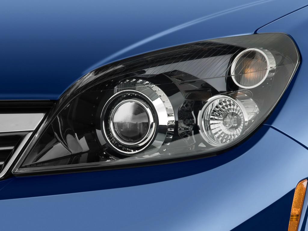 Saturn Astra Dr Hb Xr Headlight L on 2008 Saturn Vue Hybrid Battery