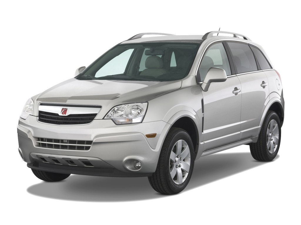 2009 Saturn Vue Review Ratings Specs Prices And Photos The Car Connection