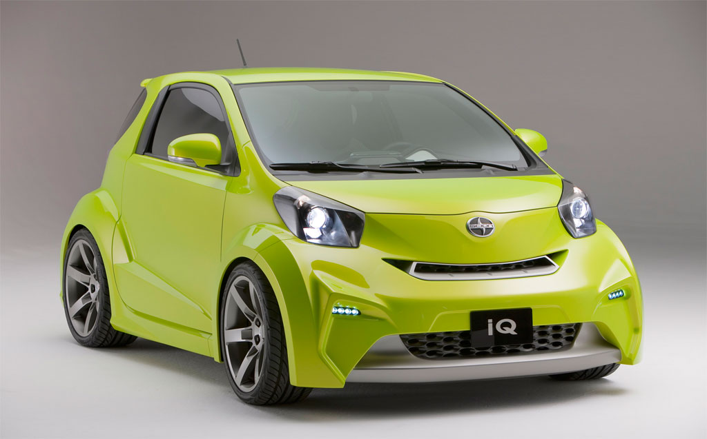 Report: Scion iQ Arriving Early, On Sale By 2010